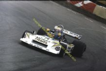 March 781 Guy Edwards Mallory Park Aurora F1 1978 action photo